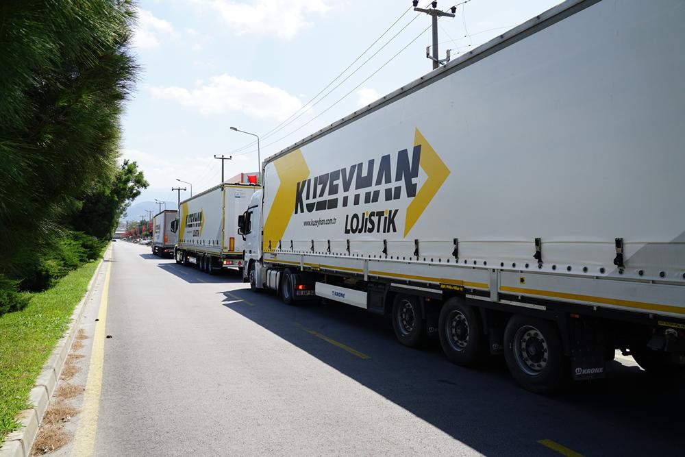 Uluslararası Full Truck Hizmetleri